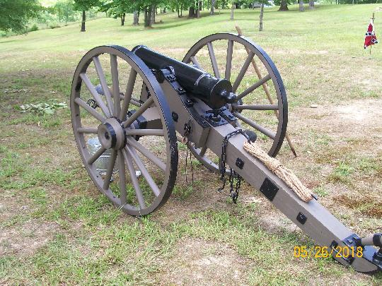 Major John C. Hutto Camp Cannon